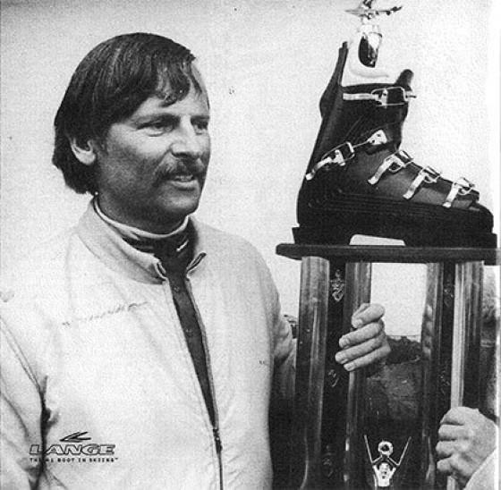 Lange ski boots history   Lange -